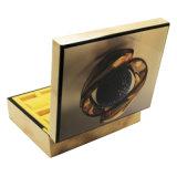 8 de Houten Verpakkende Doos van groeven voor Horloge