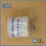 Conforme elástico PBT vendaje con CE ISO FDA