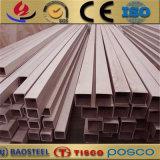 De hoge Corrosiebestendige Duplex Vierkante Pijp van Roestvrij staal 2205