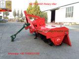 Máquina Agricultura Tractores Mouned Rotary timón Cultivador