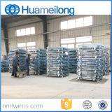 Stapelbares Stahllager-logistische Metallrahmen