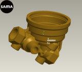給水システムのためのステンレス鋼の投資の精密鋳造