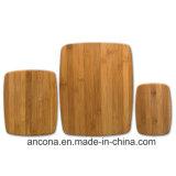Горячая продажа естественного цвета органических бамбук режущий системной платы