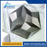 Шестиугольные строительные материалы продуктов нержавеющей стали частей цветка нержавеющей стали