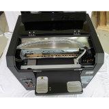 Принтер цветов размера 6 Kmbyc A3 планшетный UV