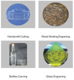 150W手仕事の切断の芸術およびクラフトの彫版機械
