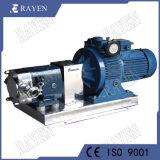 Sanitaires en acier inoxydable SUS304 pompe de rotor de pompe à huile alimentaire