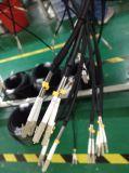 Cavo esterno ottico duplex dell'Assemblea della fibra LC-Sc IP65