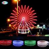 Piscina&Outdoor tira RGB LED para decoração chique luz de árvore de Natal