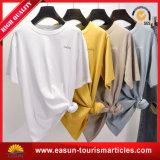 Besonders langes Shirt-Form-Doppelt-Muffen-T-Shirt