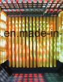 Saco de filtro com processo perfurado agulha