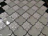 Los productos vendedores calientes esmaltaron el mosaico de cerámica de la porcelana