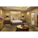 異なった項目(S-24)が付いている高級ホテルの寝室セット