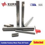 De Boorstaven van het Carbide van het wolfram voor het Gebruik van de Machine
