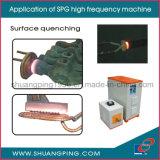 Высокая частота индукционного нагрева машины 35квт 30-100Кгц Spg50K-35b