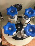 equipo planetario del molino de bola de la máquina de pulir del laboratorio 0.4L