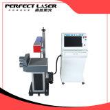 Venda a quente para máquina de marcação a laser de CO2 em acrílico de madeira