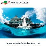 Lustiges und Excitting aufblasbares Yacht-Plättchen, preiswerte aufblasbare Yacht-Plättchen
