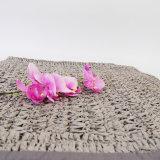 De Elegante Kussens van uitstekende kwaliteit van de Zetel van de Raffia van 45X45cm