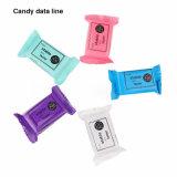 Hot Ventes au détail de bonbons Paquet de données câble de chargement pour iPhone