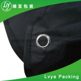 Fördernder kundenspezifischer schwarzer Klage-Deckel-Kleid-Beutel des PlastikPEVA