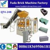 Nouvelle machine de fabrication de brique concrète semi automatique du produit 2016
