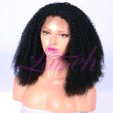 Parrucca brasiliana superiore dei capelli umani per le donne di colore