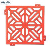 Prix en aluminium de panneau de mur extérieur de revêtement