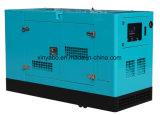 125 ква бесшумный тип Weifang Рикардо двигатель 100 квт дизельный генератор цена для продажи
