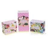 Custom Cardboad Packging Prefume papel cosméticos Caja de regalo