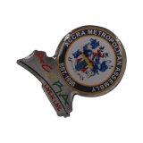 Verious personalizados de alta qualidade Tipo Pino Emblema de Metal