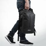 Fallow Super-TPU militärischer voller wasserdichter Laptop-faltbarer trockener Rucksack für den Arbeitsweg oder Kampieren/, die wandern