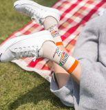 Neuheit-Knöchel-Socken der Frauen - (Größe 5-10 der Frauen) mit Socken-Ring