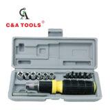 15 PCS Reparing herramientas del conjunto de herramientas de toma de