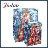 La conception de l'animal prix d'usine Glitter sac de papier personnalisé avec Hangtags