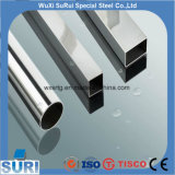 Tubo saldato di diametro basso dell'acciaio inossidabile di spessore del fornitore 2mm della Taiwan del fornitore del contatto