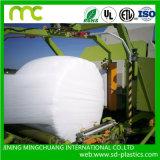 "18 "" x 1500 ' x 20mic, тип пленка пленки обруча Silage LLDPE Silage обруча Bale сена круглая"