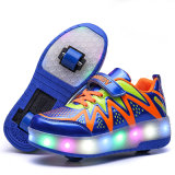 Boys를 위한 Heely LED Outsole Kids Roller Skate Shoes와 Stock에 있는 Girls