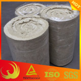 30mm-100mm Felsen-Wolle-Zudecke für Groß-Kaliber Rohrleitung