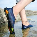 Yoga van de Schoenen van de Sporten van het Water van de Vrouwen van de Mannen van de manier zwemt de Blootvoetse de Schoenen van het Strand