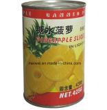 425g Tranches d'ananas en conserve dans un sirop léger