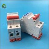 63 bis 2 Fase MCCB disyuntor de caja moldeada MCB