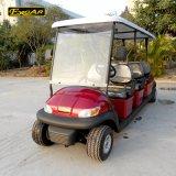 Beste Qualitäts6 Seater elektrisches Golf-Auto hergestellt in China