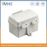 Polissage POM personnalisé Moulage par injection plastique pour des produits de base des pièces électriques