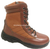 Le plus récent de style de couleur marron US Army Military Police tactique Boot