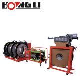 Soldador plástico automático lleno de la precisión/plástico ultrasónico industrial PVDF 63mm-630m m