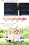 Galería de infrarrojos Terraza Calefacción con altavoz Bluetooth