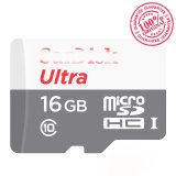 Scheda ultra micro di TF del codice categoria 10 di deviazione standard 64GB 32GB 16GB 8GB delle schede di memoria di SDHC/Micro Sdxc Uhs-I micro 48MB/S con l'adattatore (TF-4020)
