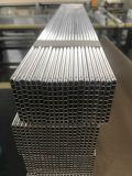 O, F, tube de radiateur d'Aluminio d'échangeurs de chaleur