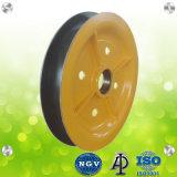 L'anello ha forgiato i covoni di sollevamento della puleggia Port d'acciaio della gru con ISO9001